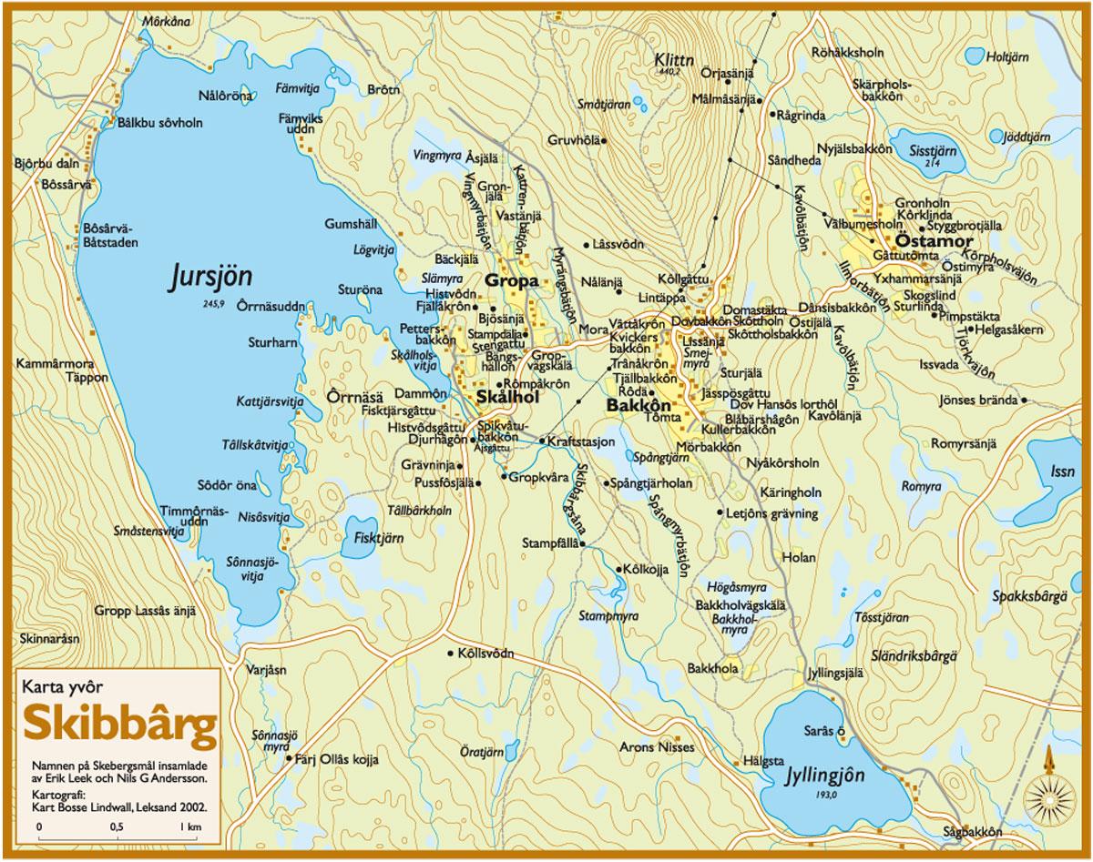 Karta skapad av Kart-Bosse, http://www.kart-bosse.se/